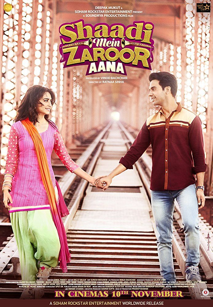Shaadi Mein Zaroor Aana (2017) Hindi 480p HDRip | Hd movies
