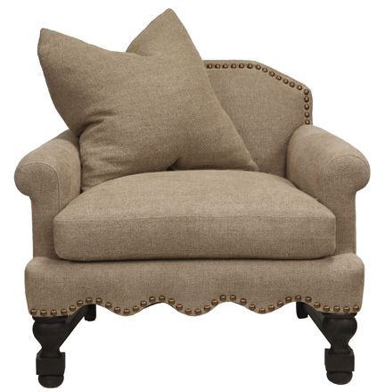 abby chair by brownstone upholstery