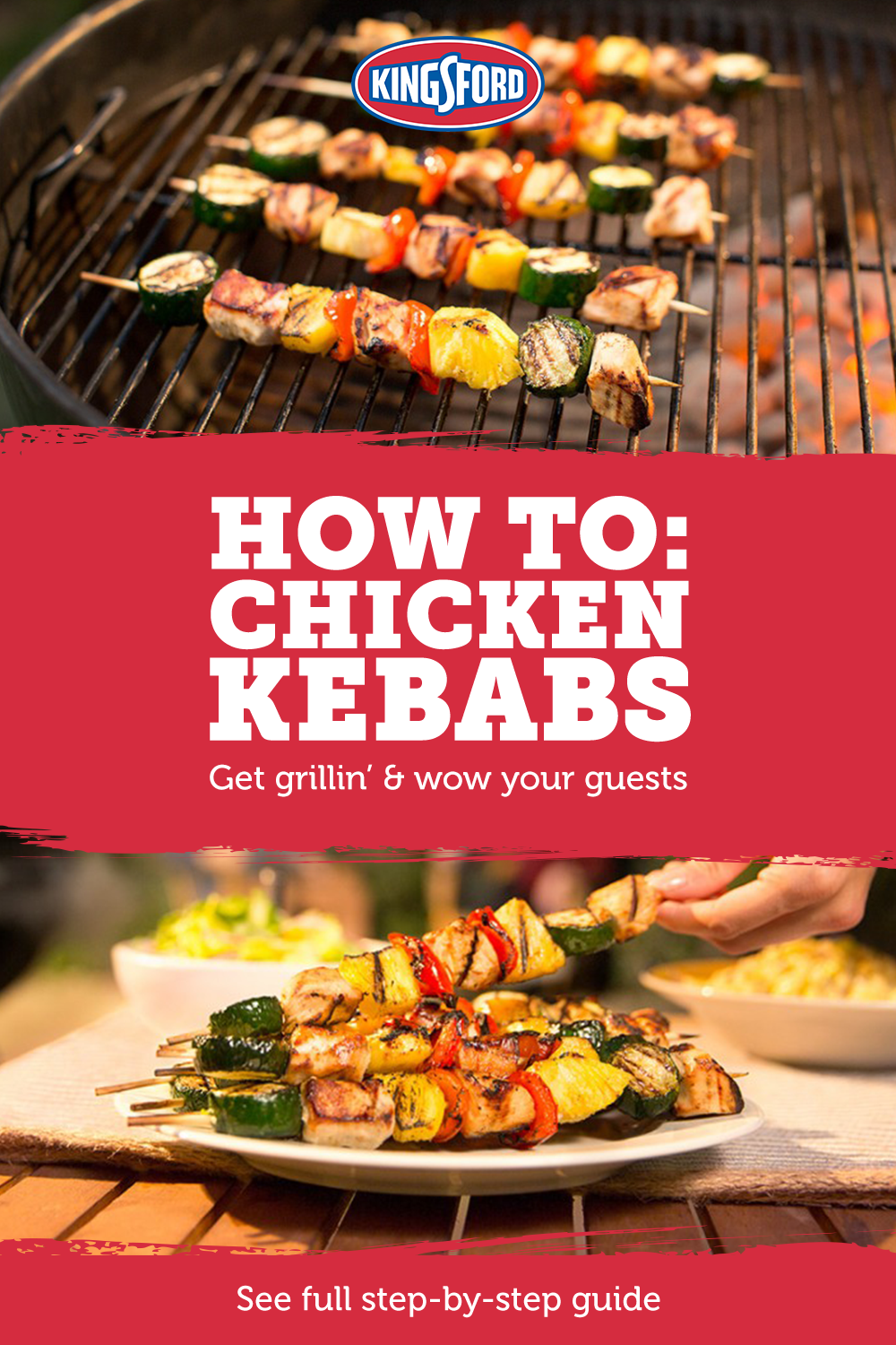 How To: Chicken Kebabs images