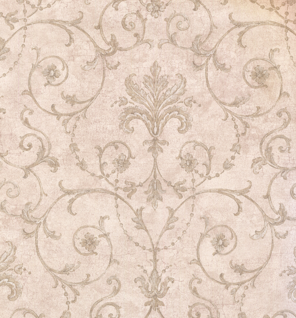 Damask Traditional Cream Biege Wallpaper Roll Walmart Canada Wallpaper Roll Wall Coverings Embossed Wallpaper