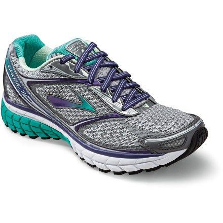 Brooks Female Ghost 7 Road-Running Shoes - Women's Wide