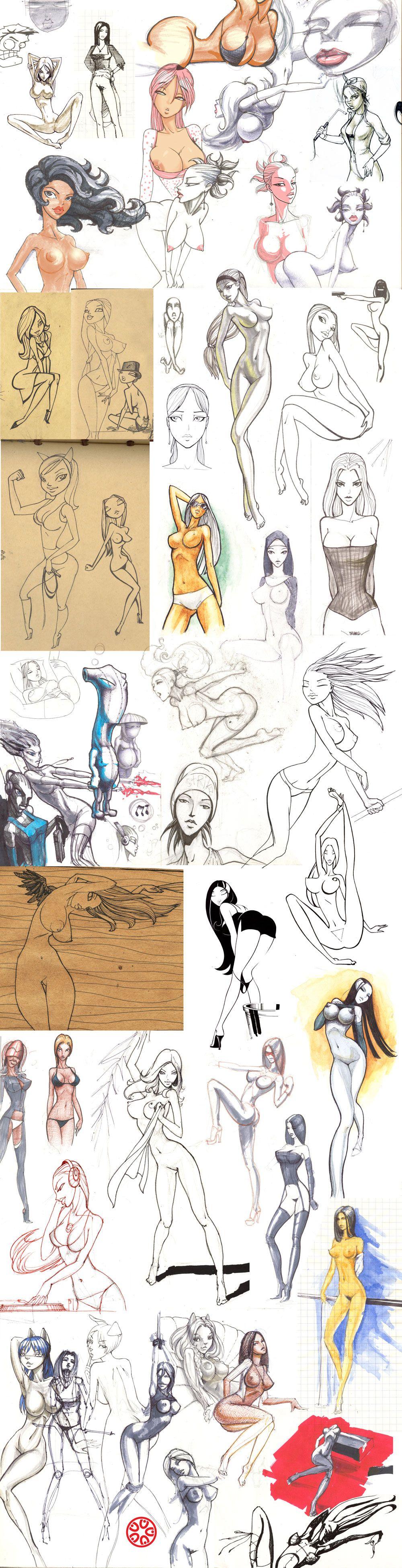 sketches | Drawing | Pinterest | Dibujo, Anatomía y Dibujar