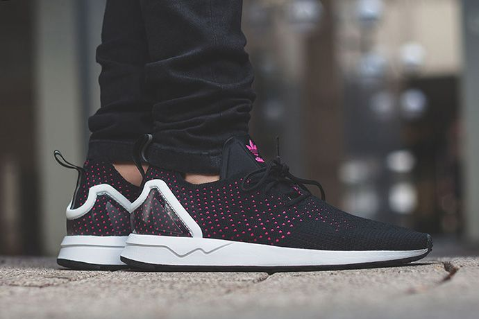 adidas Originals ZX Flux ADV ASYM Shock Pink