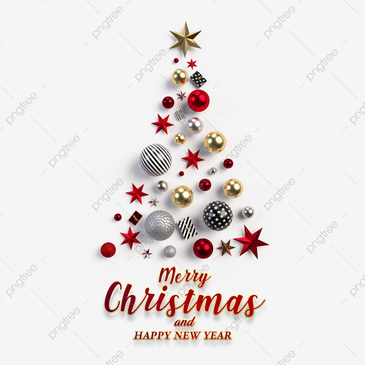 Arvore De Natal Com Estrelas Vermelhas E Bolas De Ouro Feliz Natal Feliz Natal Clipart Cartao De Natal Vermelho Imagem Png E Psd Para Download Gratuito Christmas Tree Clipart Christmas Tree