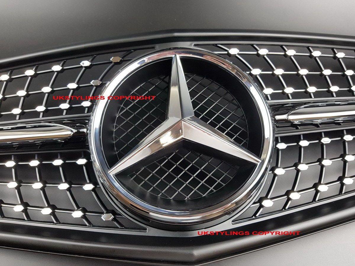 Nice Amazing Mercedes Benz W204 2008 2011 Diamond Amg Look Matte