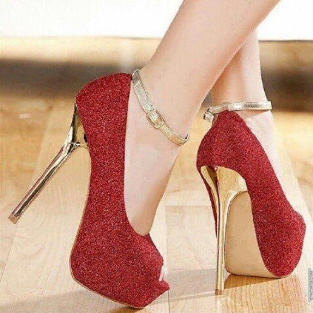 صور أحذية كعب عالي 2014 صنادل كعب عالي 2014 Www Tjmana Com640 640buscar Por Imagen أحذية عالي 2014 صنادل عال Red High Heels Trending Shoes Girls High Heels