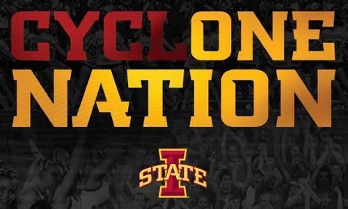 Cyclone Nation With Images Iowa State Cyclones Iowa State