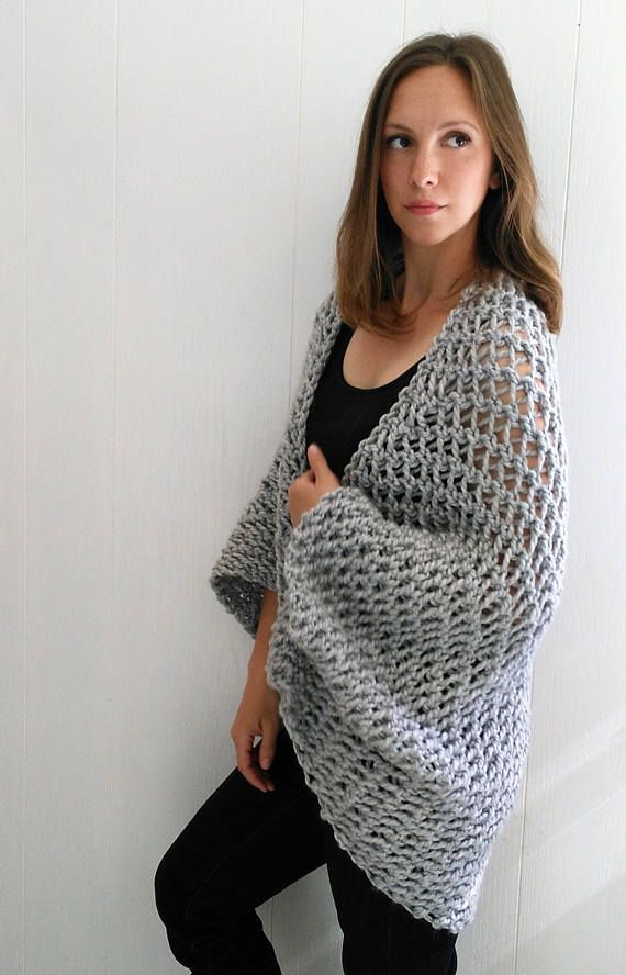 This Easy Sweater Pattern Is Great For Beginner And Advanced