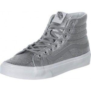 vans schoenen zilver