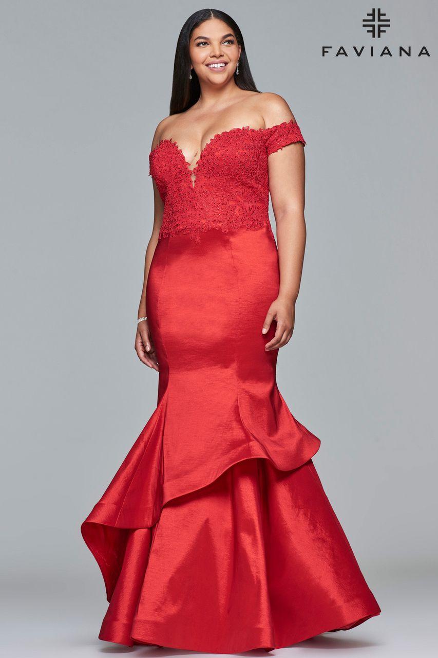 Faviana Dresses 2018