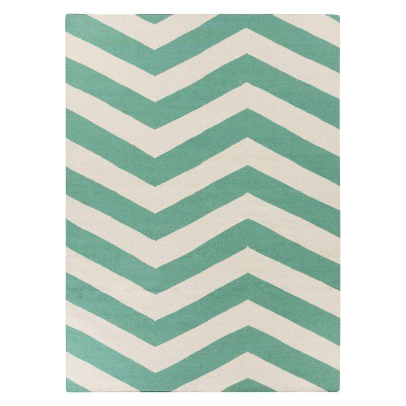 Surya Frontier FT-537 Area Rug Emerald/Kelly Green - FT537-811