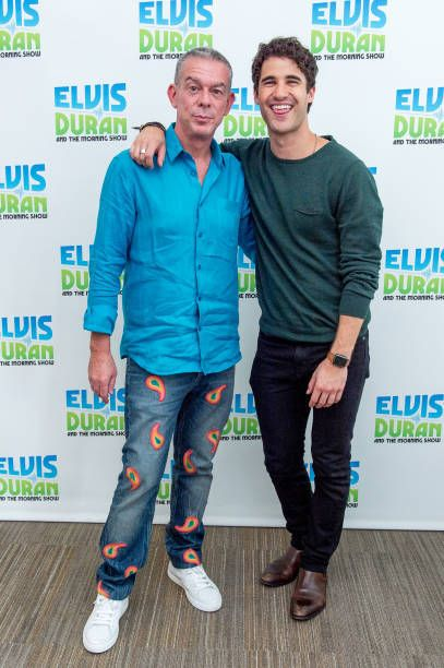 Darren Criss Visits The Elvis Duran Z100 Morning Show At Z100