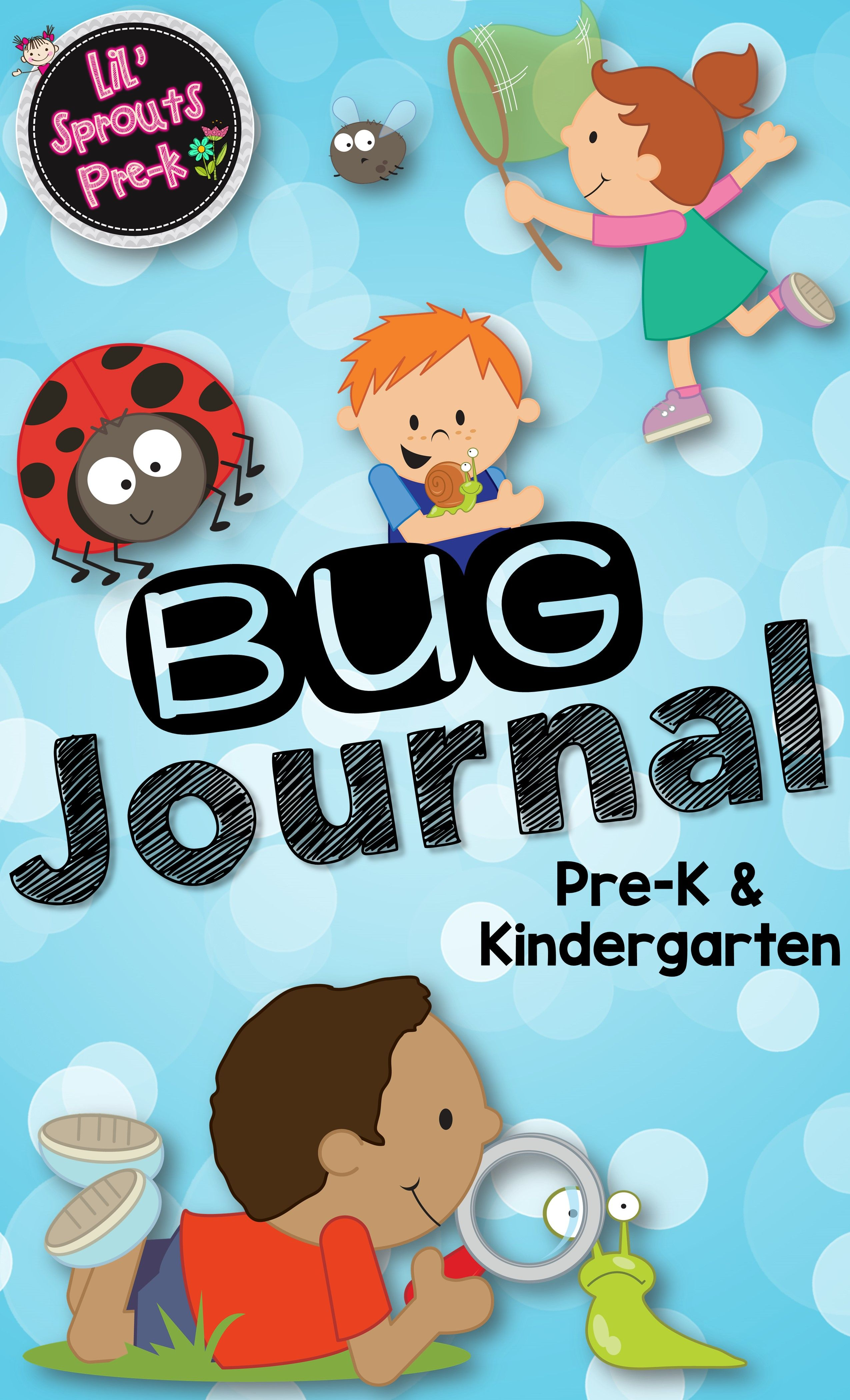 Summer Bug Printables For Pre K And Kindergarten