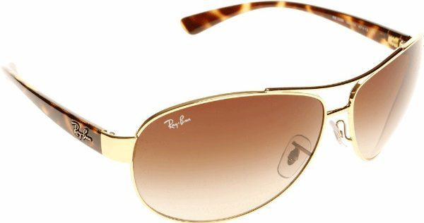 Ray Ban RB 3386 Sunglasses 001/13 Gold