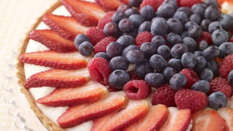 All of our Fruit Dessert dreams came true! Click the image for Kevin Dundon's great recipe