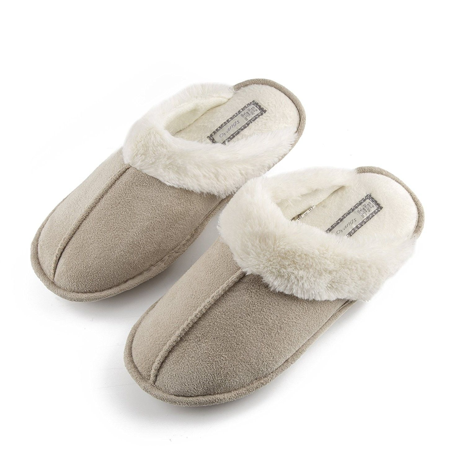 a9c895c85425ac Slippers Womens Bedroom Slipper - A - CF1882CXQI2