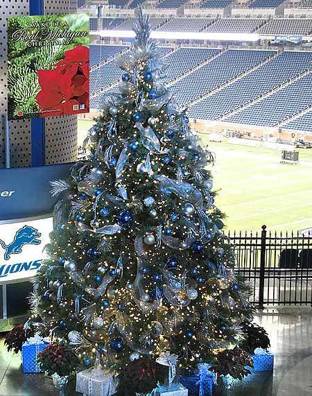 7ec003d7 Have you ever seen a more perfect Lions tree?? | Detroit Lions ...