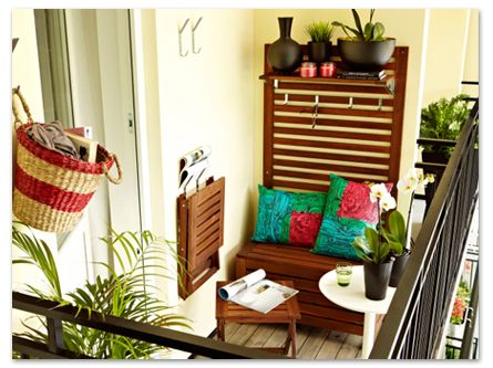 small garden patio balcony ideas get inspired with ikea