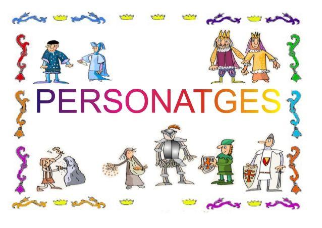 Personatges del castells