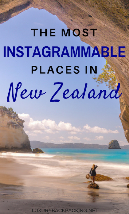 The Most Instagrammable Places In New Zealand