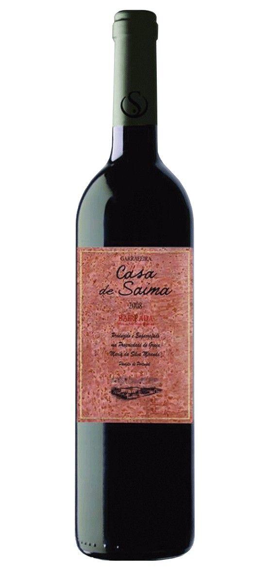 Casa De Saima Garrafeira 2008 Red Wine An Excellent Red Wine From Casa De Saima Produced By The Baga Grape Variety Https Winehousepor Vinho Tinto Wine Vinhos