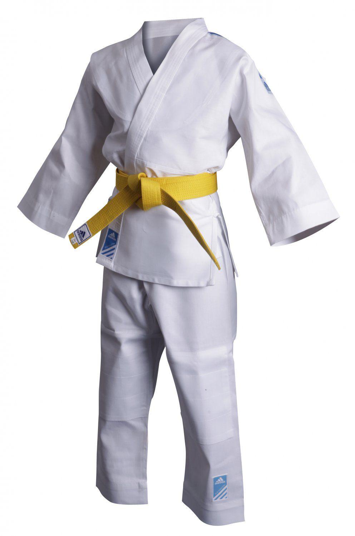 5e199529d Kimono de Judo enfant Adidas   Judo ♥   Judo, Judo gi, Adidas