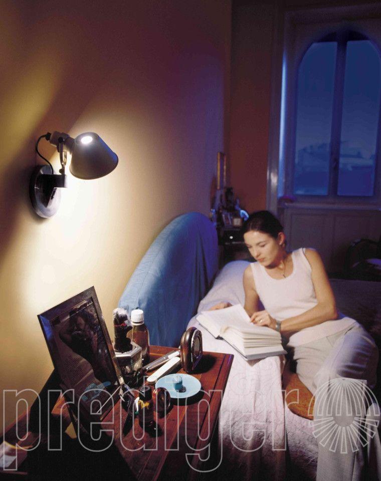 Artemide Tolomeo Faretto Wandleuchte Lampen