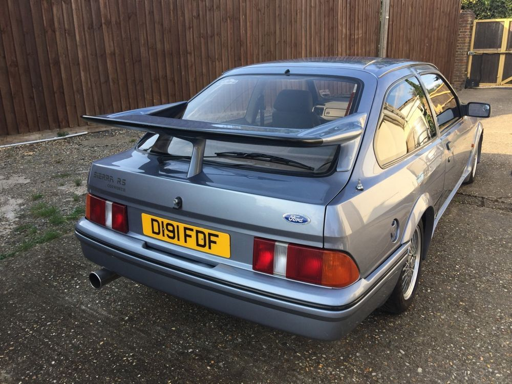 Ebay Sierra Rs Cosworth 3 Door 1987 Classiccars Cars Ford