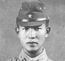 Hiroo Onoda.  The last WWII soldier: didn't surrender until 1974!