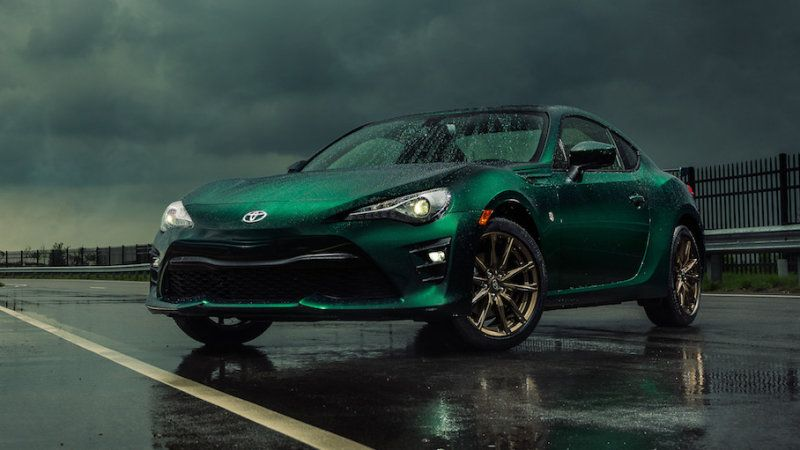 2020 Toyota 86 Hakone Edition Reveals Its Price Toyota 86 Toyota Gt86 Tokyo Motor Show