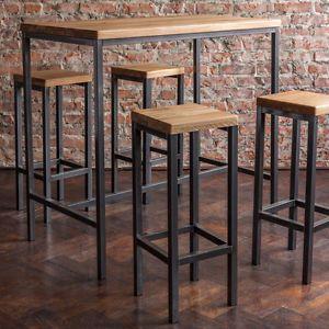 Bestloft Bartisch Stehtisch Barhocker Tresen Barstuhl Bar Industrie Design Loft Ebay Barhocker Stehtisch Stehtisch Holz