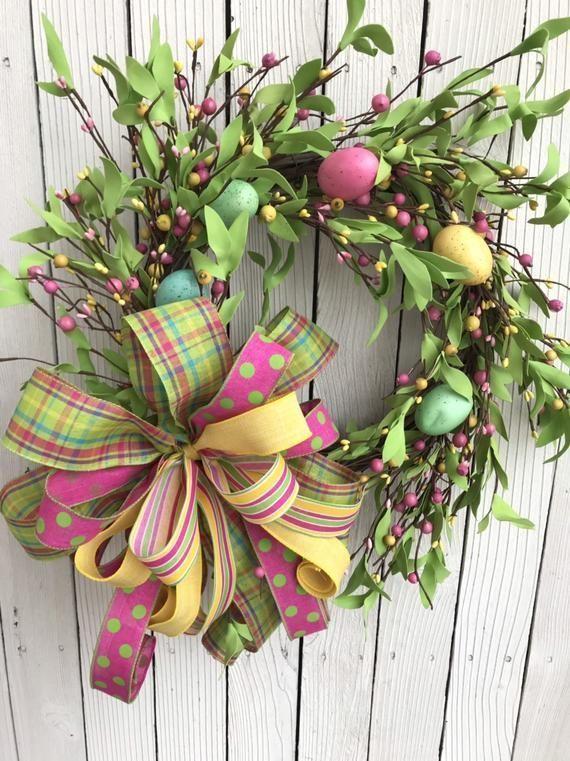 Photo of Terrific Free easter Wreath for Front Door Strategies Any front door wreath cont…