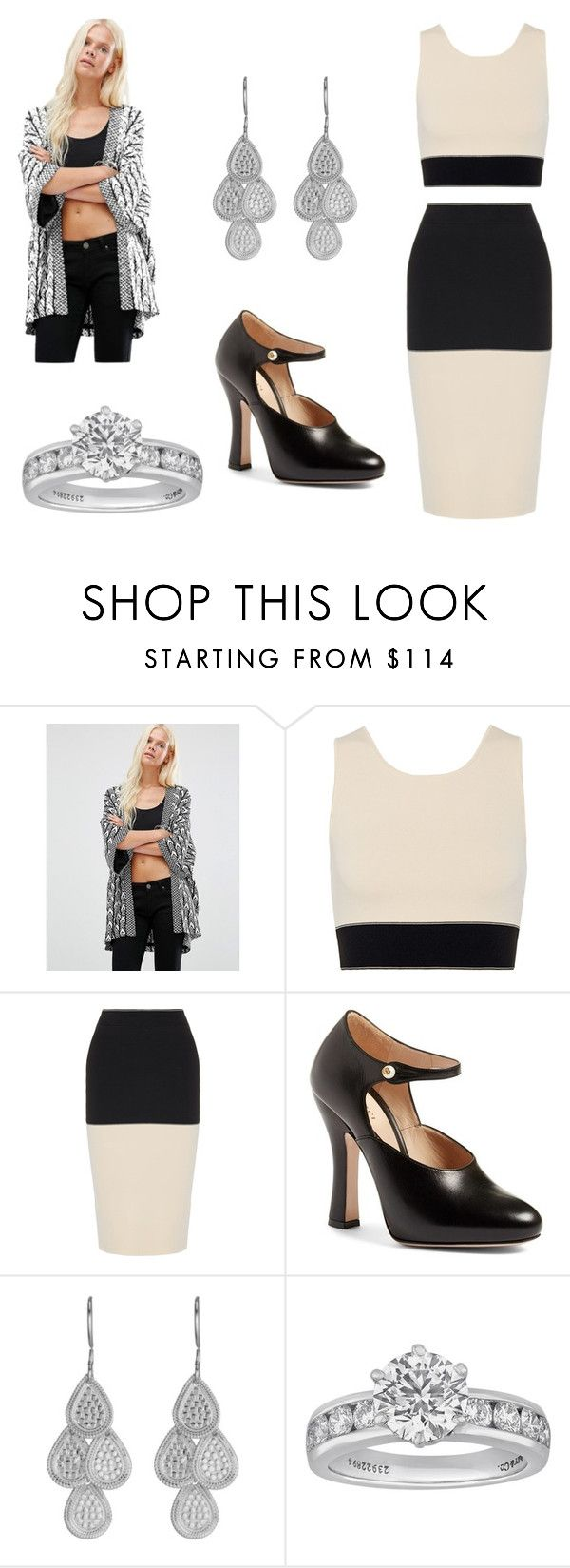 """Tadone"" by soapymarlboro ❤ liked on Polyvore featuring Minimum, rag & bone, Gucci, Anna Beck and Tiffany & Co."