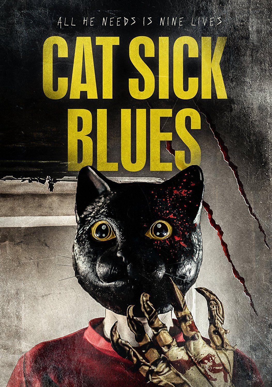 CAT SICK BLUES DVD (WILD EYE RELEASING) Fantasy books