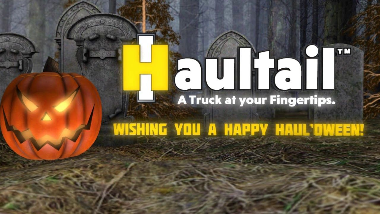 it's a haultail™ halloween! check out this new #halloween themed