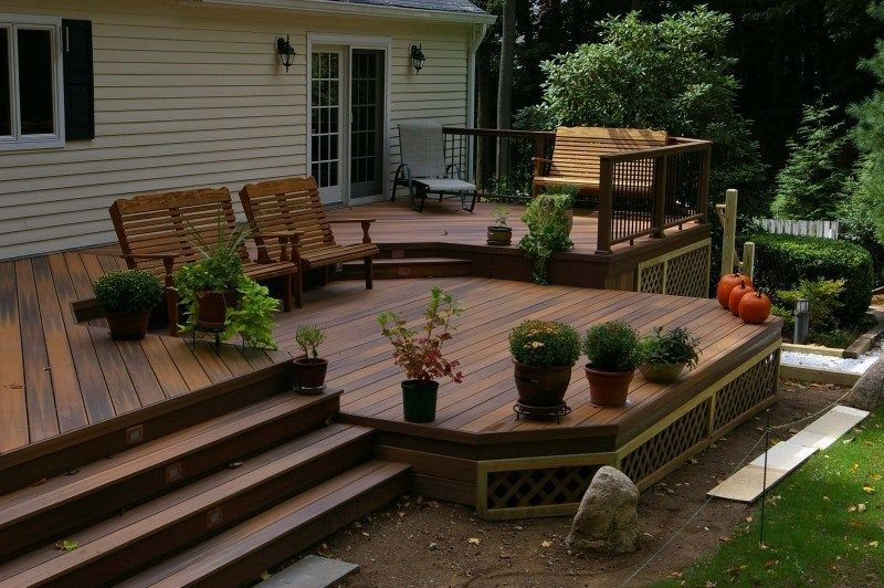 15 Superb Deck Design Cool Skirting Ideas For Every