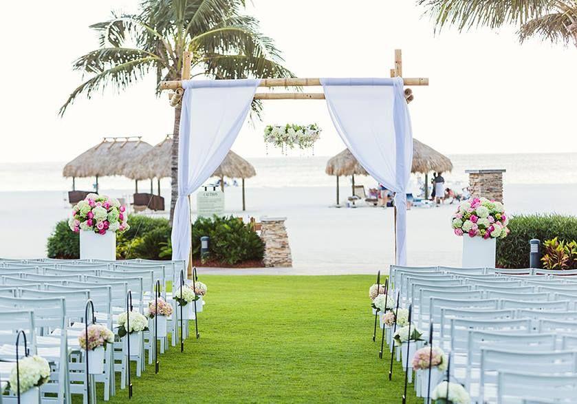 Photos From Marco Island Marriott Beach Marco Island Marriott Beach Resort Golf Club Marco Island Wedding Wedding Venues Beach Beautiful Beach Wedding