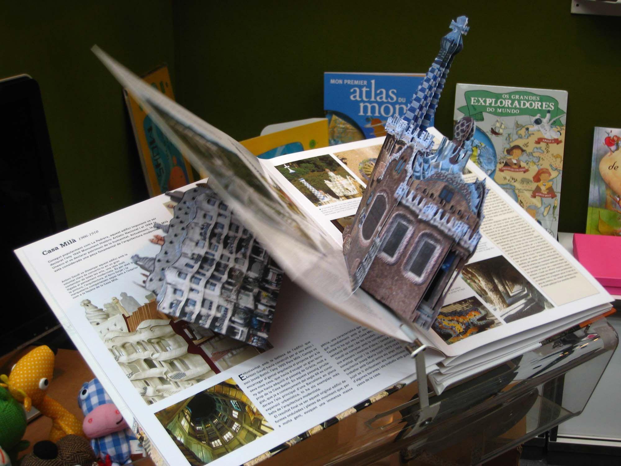 Book Pop Up Pop Up Art Pop Up Book Paper Pop
