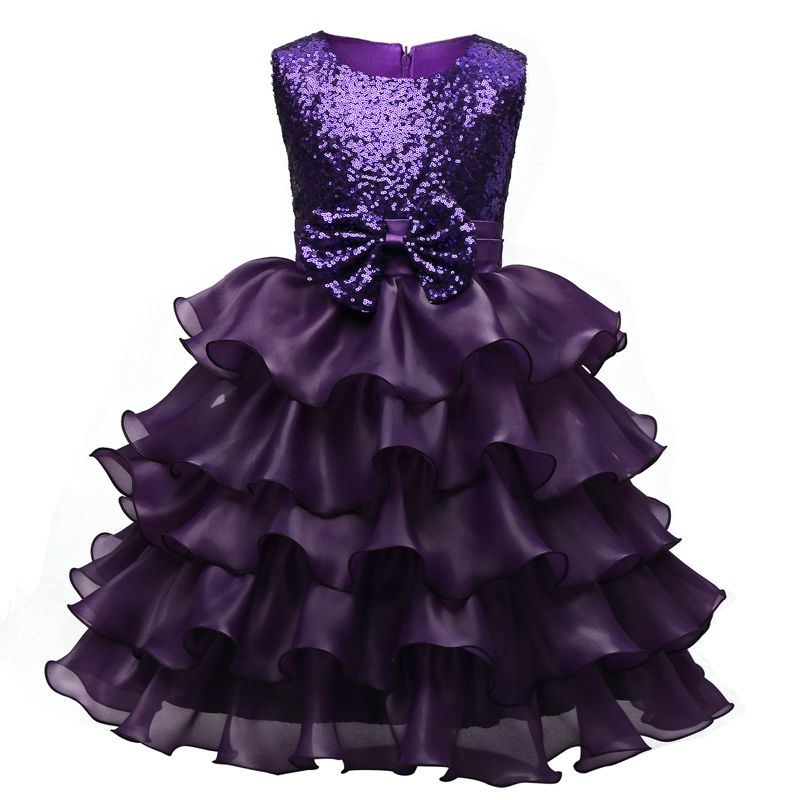 Click To Buy Formal Princess Girl Wedding New Party Dress