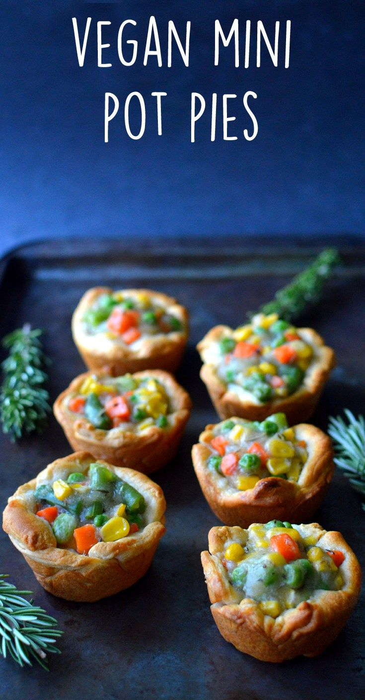 Vegan Party Food Ideas For Holidays Potlucks Appetizers