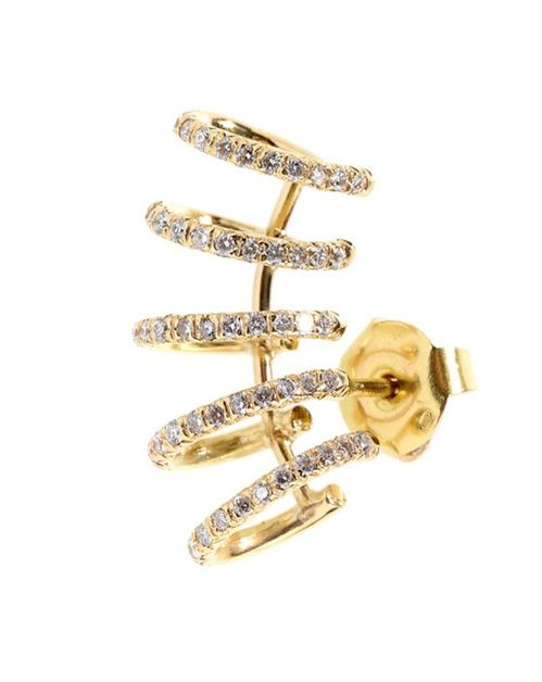 Ear Cuffs 11 Boucles D Oreilles Trompe L Oeil