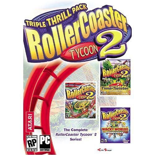 Rollercoaster Tycoon 2: Triple Thrill Pack [Download] $9 99 | Been