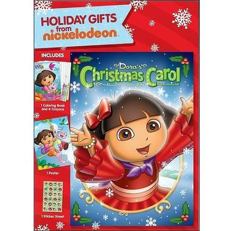 Movies & TV Shows | Dora the explorer, Christmas carol, Dora cartoon