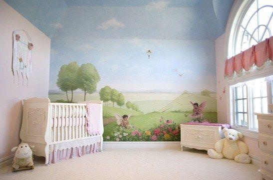 Nursery Design Fairy