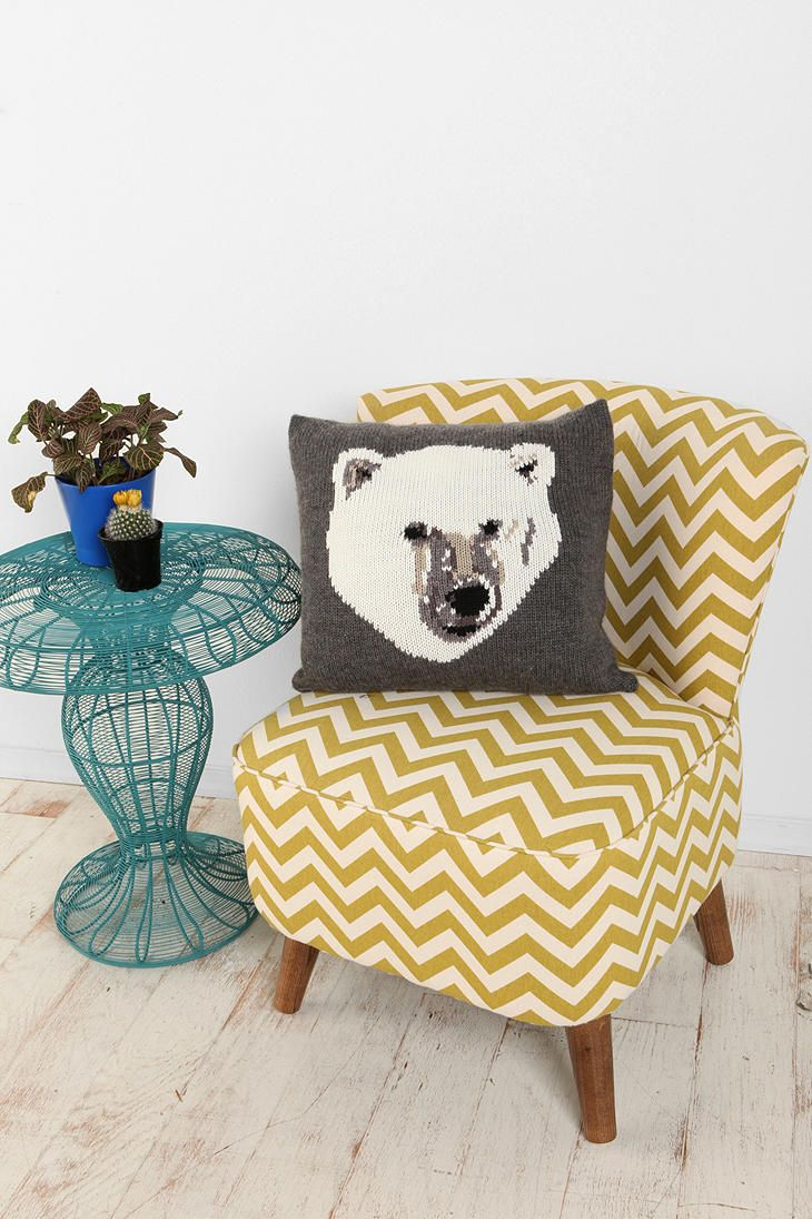 Cute pillow cuter chair all things mustard pinterest pillows