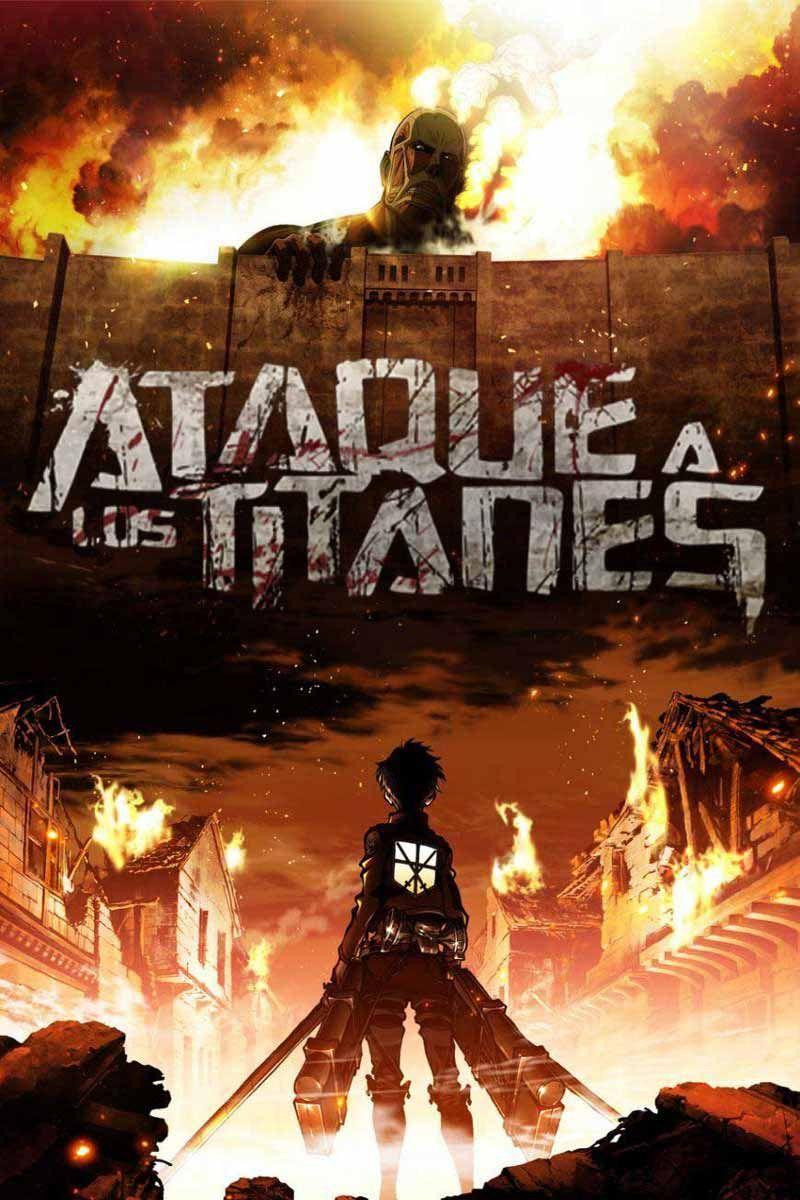 Ver Serie Ataque A Los Titanes Shingeki No Kyojin Online Hd Entrepeliculasyseries Kyojin Titanes Shingeki No Kyojin Shingeki No