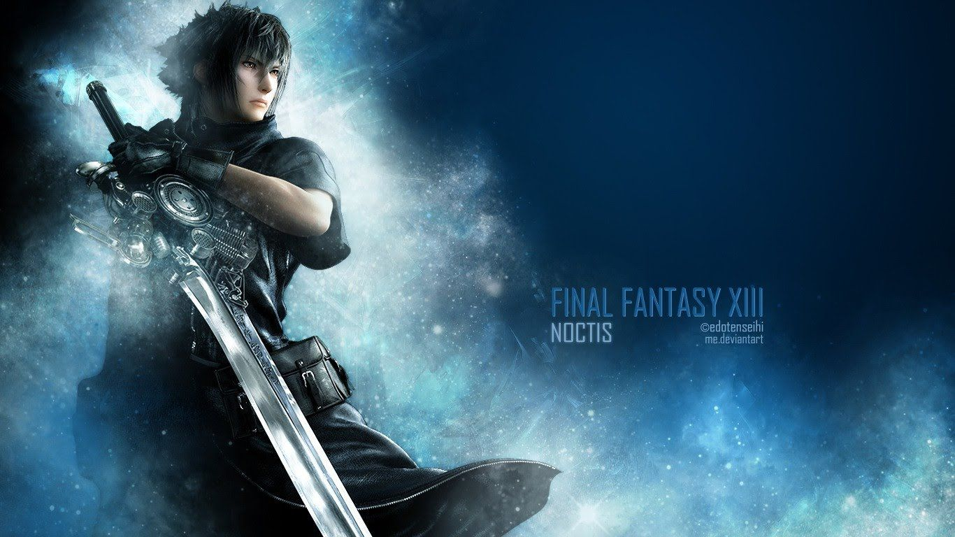 Final Fantasy 15 Noctis Wallpapers Widescreen Gamers Wallpaper