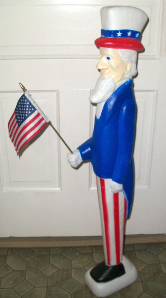 Collectibles July 4th Bzb Goods 6 Foot Long Patriotic Independence Day 4th Of July Inflatable Uncle Sa As Effectively As A Fairy Does