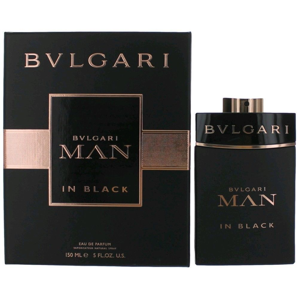 Bvlgari Man In Black By Bvlgari 5 0 Oz Edp Cologne Spray For Men Sealed Nib Bvlgari Bvlgari Man In Black Mens Cologne Mens Fragrance