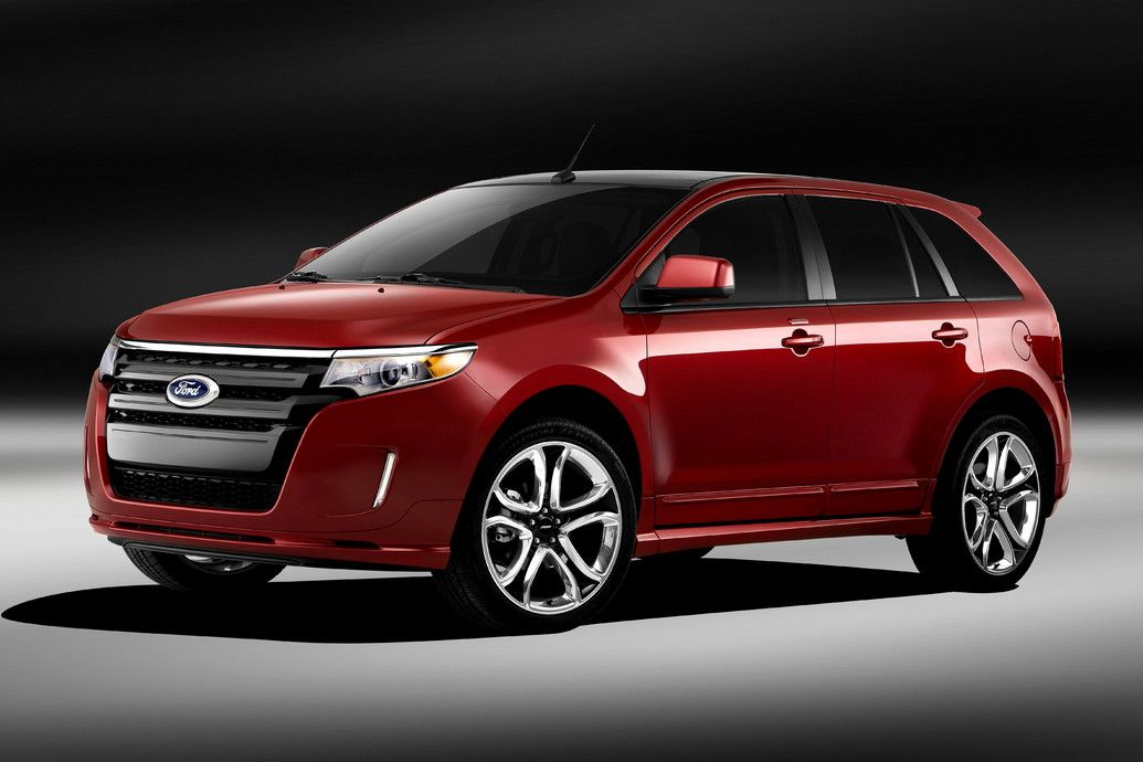 Ford Edge  Ford Edge Spy Topismagazine